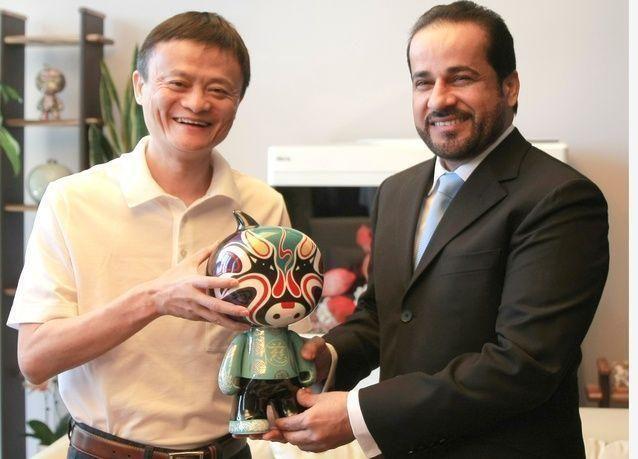 """""""مراس"""" تتفق مع علي بابا الصينية لتأسيس شركة عاملة في مجال التكنولوجيا بدبي"""