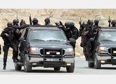 قوات الامن الأردنية تنفذ عملية أمنية في إربد ضد داعش ومقتل ضابط و4 جهاديين