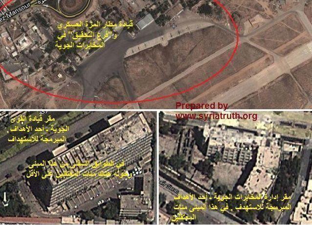 القصف الأمريكي على مراكز سورية سيؤدي لمقتل آلاف المعتقلين والسجناء