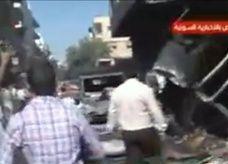 مقتل 10 في انفجار سيارة ملغومة في دمشق