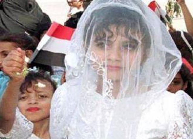 وفاة عروس طفلة عمرها 8 سنوات يوم زفافها في اليمن
