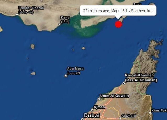 دبي: هزة أرضية متوسطة يشعر بها بعض سكان دبي