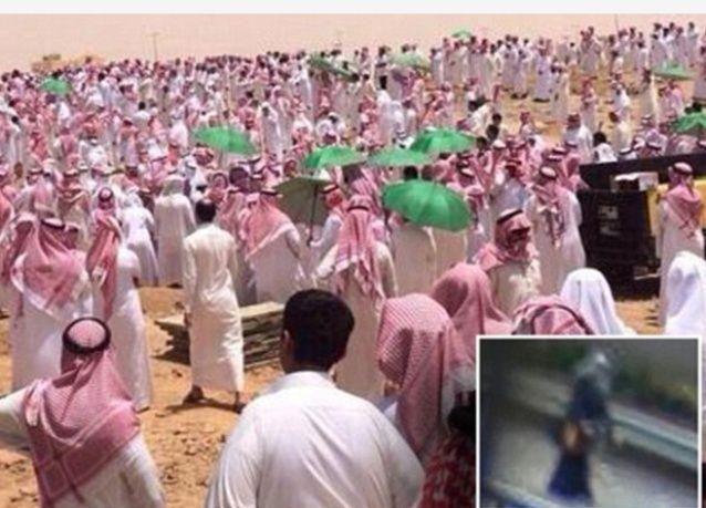 آلاف السعوديين في تشييع جثمان الطالبة السعودية المبتعثة المقتولة في بريطانيا