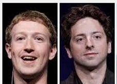 رئيسي غوغل وفيسبوك ضمن قائمة أقوى اليهود في العالم