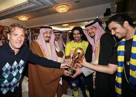 النصر يهزم الهلال ويحرز لقب كأس ولي العهد السعودي