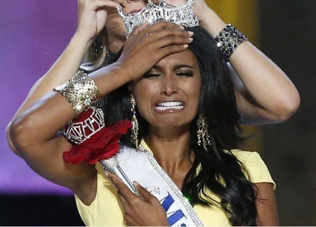 شتائم ضد العرب لدى فوز فتاة من أصول هندية بلقب ملكة جمال أمريكا