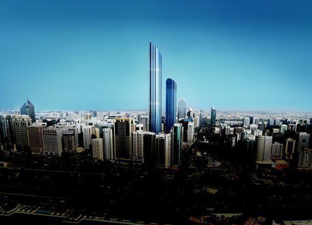 الدار العقارية تعلن تأجير 90% من الوحدات السكنية في برج محمد بن راشد