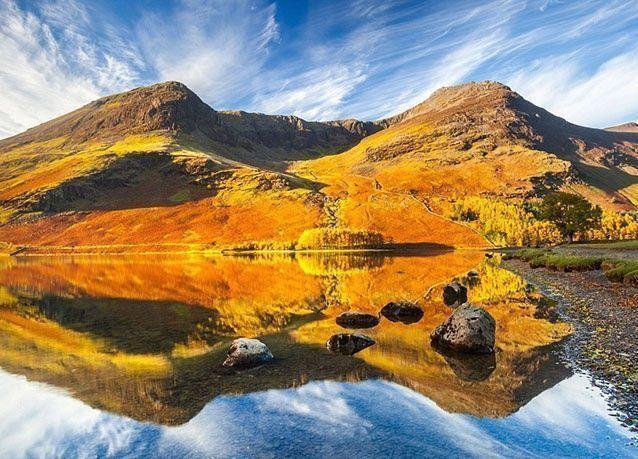 بالصور : سحر الخريف يزين بريطانيا