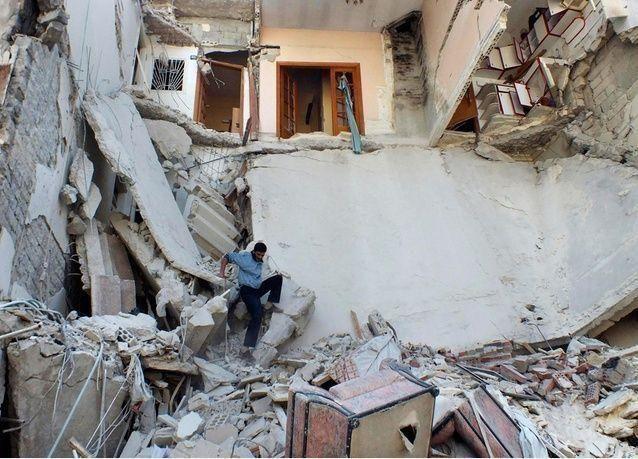 2012 عام الأهوال في سوريا