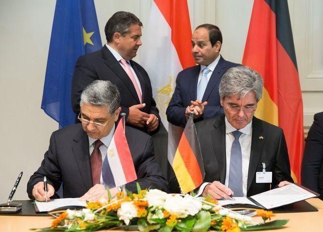 سيمنس تفوز بعقود طاقة في مصر بقيمة 8 مليارات يورو