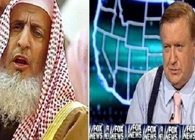 ليبرالي أمريكي يشيد بمفتي المملكة العربية السعودية