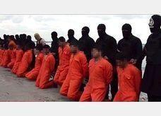 تنظيم داعش يبث تسجيلا مصورا يظهر ذبح مصريين في ليبيا