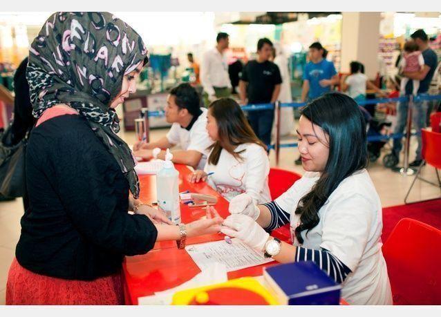 فحوص طبية مجانية للسيدات في الإمارات الشمالية