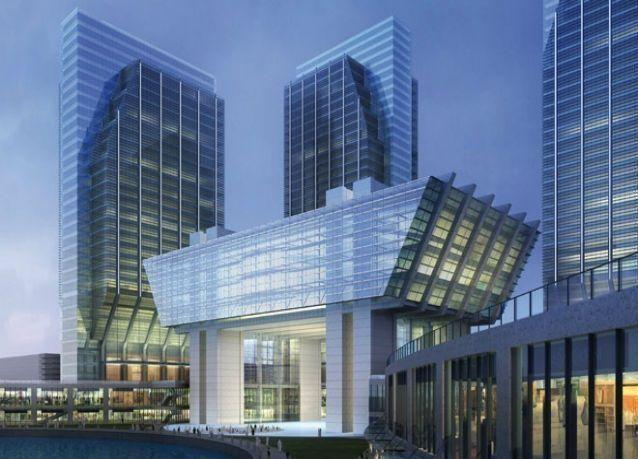 سوق أبوظبي العالمي يفتح أبوابه