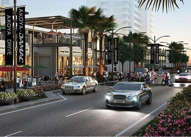 الإعلان عن أحد أطول شوارع التسوق في دبي