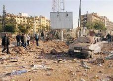 انفجار كبير في حلب السورية