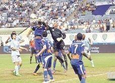 الفتح يحتل المركز الثالث بعد فوزه على الهلال في كأس ملك السعودية