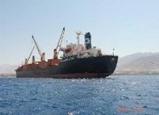 إغلاق ميناءي نويبع والعقبة لسؤ الأحوال الجوية
