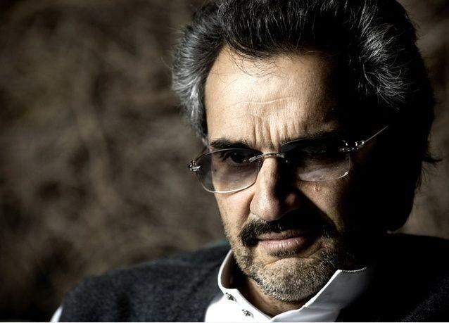 """الأمير الوليد بن طلال: برج """"المملكة'' يسير حسب المخطط"""