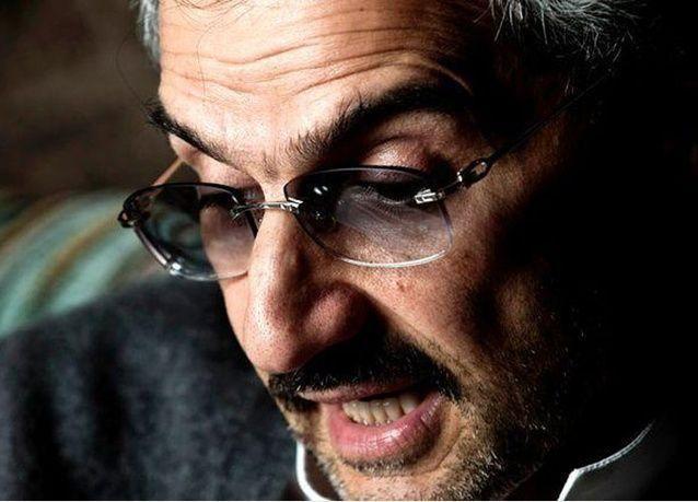 قناة لبنانية تربح دعوى ضد الوليد بن طلال في فرنسا