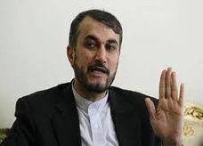 مسؤول إيراني يقول إن بلاده تدعم مطالب الشعب السوري ويمكنها أن تكون جزءا من الحل