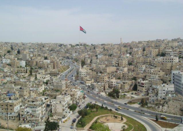 """وافد عربي بالأردن يستغل اسم """"السعودية"""" لتقليد مواسير بلاستيك .. وضبط 3 أطنان قبل البيع"""