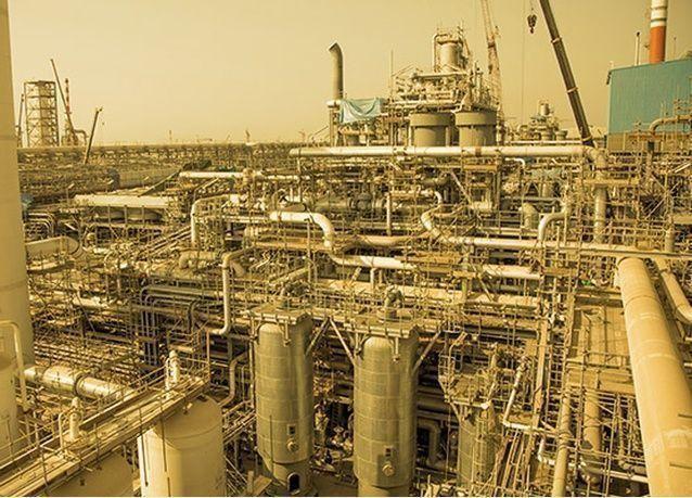أرامكو السعودية تشتري 1.1 مليون برميل من زيت الغاز للتسليم في يوليو