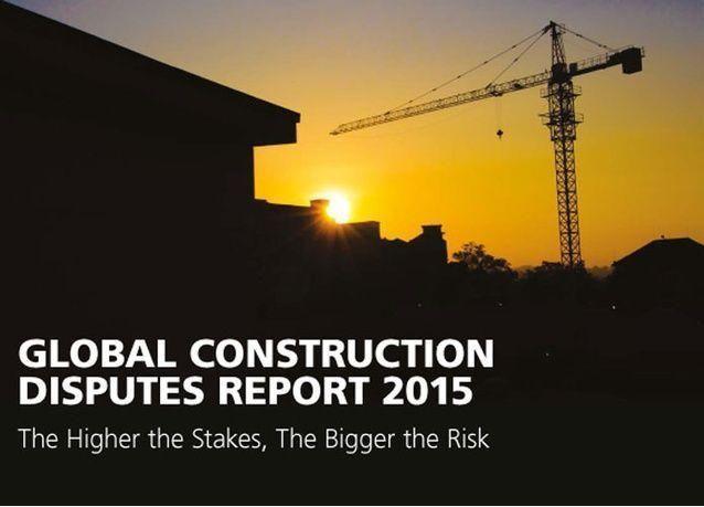 """""""أركديس"""": النزاعات في مجال الإنشاءات والبناء في الشرق الأوسط ترتفع من 88٪ في 2014"""