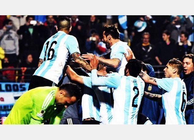 الأرجنتين تتأهل لـ قبل نهائي كوبا أمريكا بفضل ركلات الترجيح