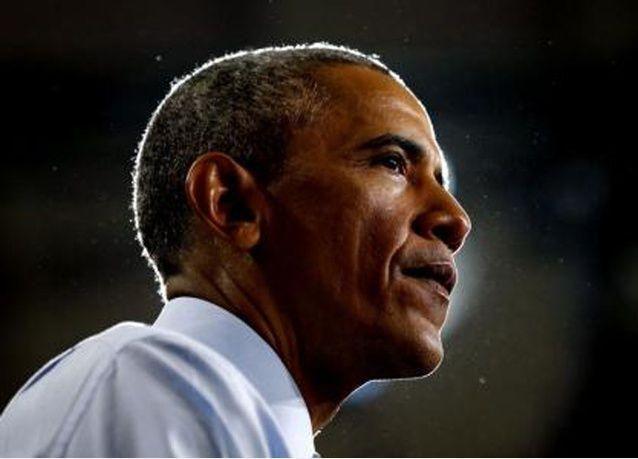 باراك أوباما يلتقي العاهل السعودي يرافقه وفد كبير يضم جمهوريين