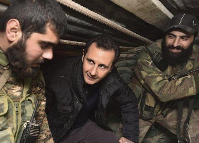 صرف مكافآت شهرية كبيرة للجنود السوريين على جبهات القتال
