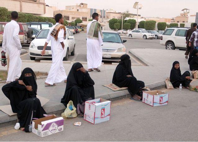 السعودية تحذر من متسولين على علاقة بجهات مشبوهة
