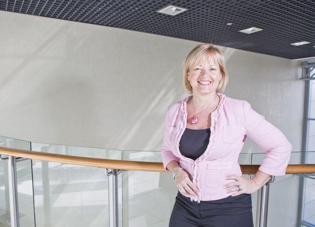 هايزل جاكسون: الموظفون السعداء سر نجاح الشركات