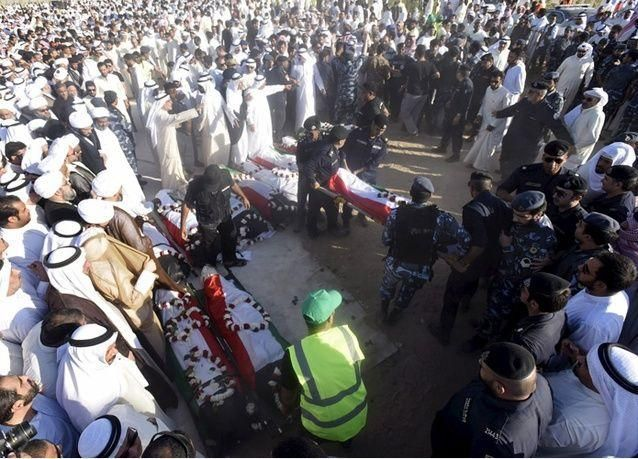 الكويت تعلن أنها في حالة حرب وتحذر من خلايا ثانية للمتشددين