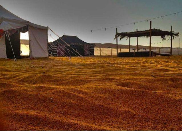 مخيمات في الرياض أغلى من فنادق 5 نجوم بالسعودية