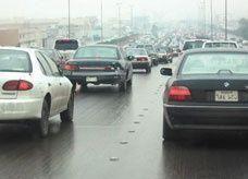 20 ألف مخالفة طمس لوحة أرقام سيارات بالدمام
