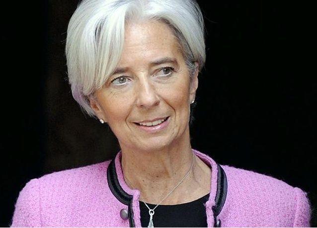 سنغافورة تقول إنها تؤيد ترشح لاجارد لرئاسة صندوق النقد الدولي لفترة ثانية