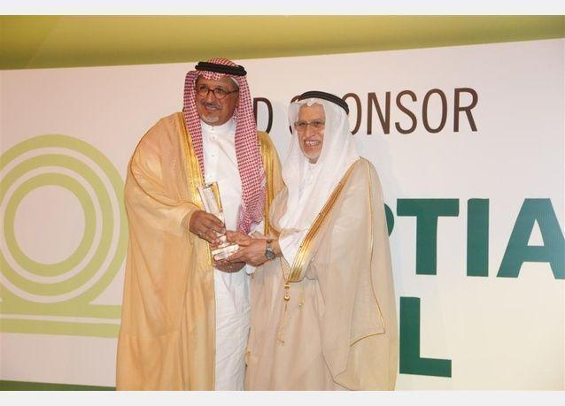 بالصور: توزيع جوائز مجلة أريبيان بزنس السعودية 2014