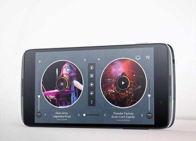 """جديد التقنية: الهاتف """"ألكاتيل"""" المتكامل IDOL 3"""