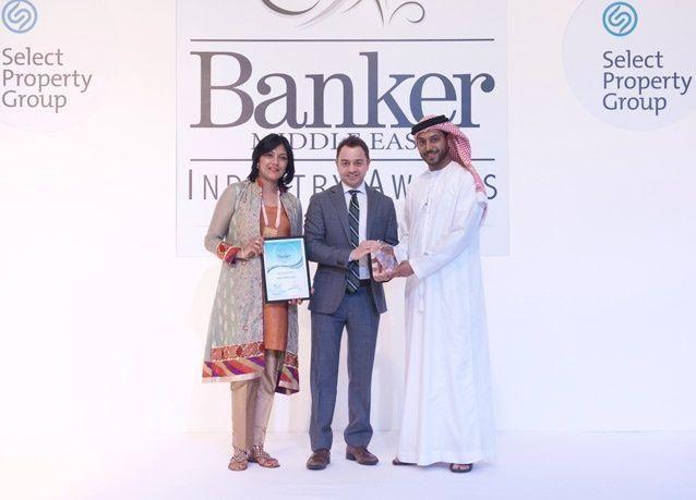 """بنك دبي الإسلامي يفوز بخمسة جوائز من """"بانكر ميدل إيست"""" للقطاع المصرفي 2015"""