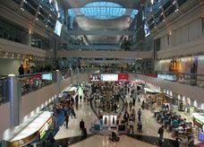 """""""مطار دبي"""" يستحوذ على ربع مسافري المطارات العربية في 2012"""