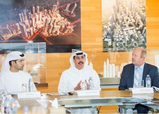 مركز دبي المالي العالمي يكشف عن خطته الإستراتيجية 2024