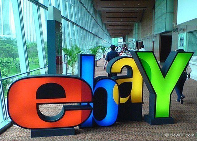 موقع eBay يتعرض لاختراق ولتسرب حسابات 128 مليون مشترك