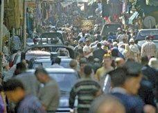 81.4 مليون نسمة عدد سكان مصر بنهاية 2011