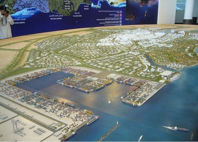 مجموعة الفطيم توقع عقداً مع مدينة الملك عبدالله الاقتصادية لتملك قطعة أرض بمساحة 325.4 ألف م2 بالوادي الصناعي