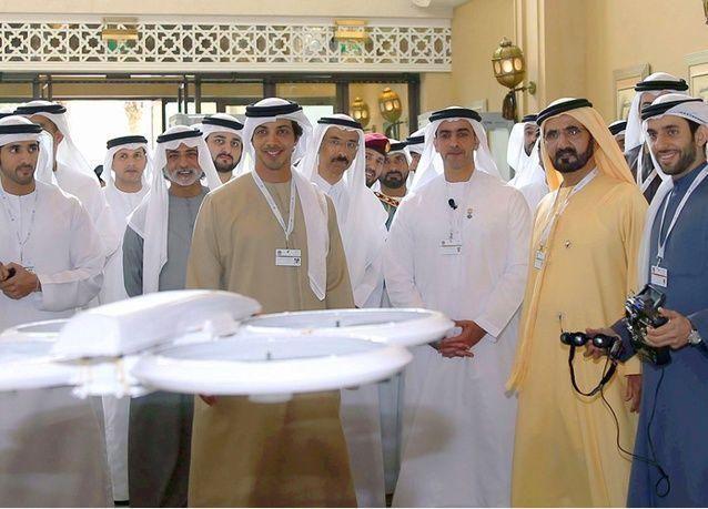 جائزة الإمارات للطائرات بدون طيار لخدمة الإنسان تستقطب 800 مشروعاً مشاركاً من 57 دولة