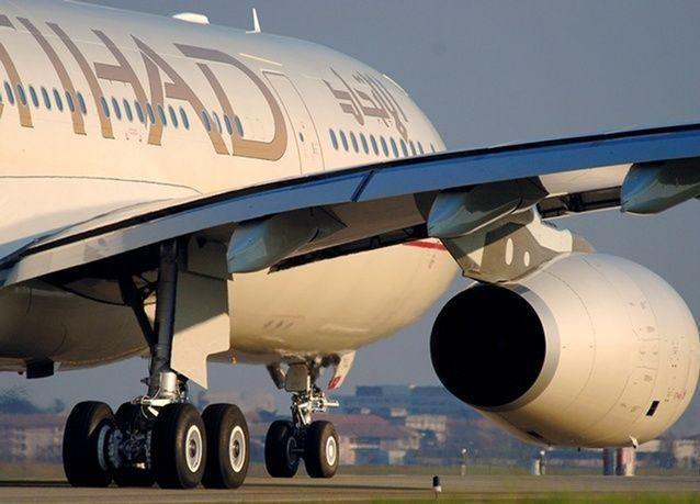 الاتحاد للطيران الإماراتية تتجه نحو إبرام صفقة مع أليطاليا