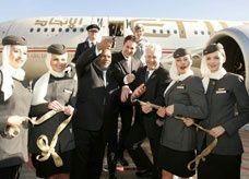 """""""الشحن"""" في الاتحاد للطيران الإماراتية يسجل رقماً قياسياً في حمولة يوليو"""