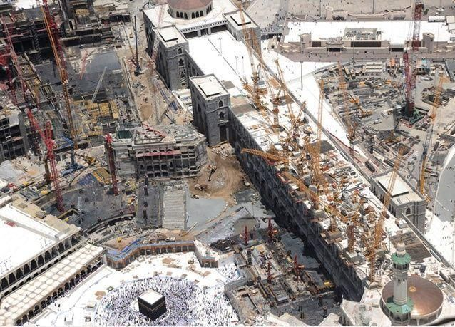 السعودية: تشغيل صحن المطاف والدورين الأرضي والأول خلال رمضان القادم