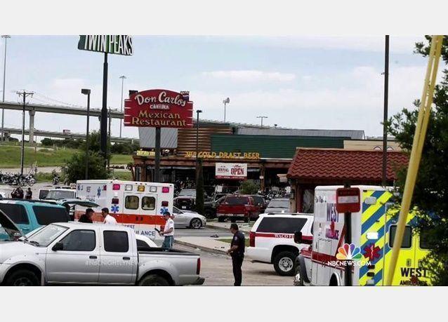 مقتل تسعة في تبادل إطلاق نار بين راكبي دراجات نارية في تكساس بأمريكا